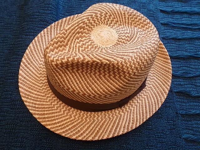 sombrero de paja para personalizar
