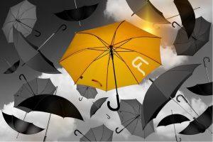Como elegir tu paraguas personalizado