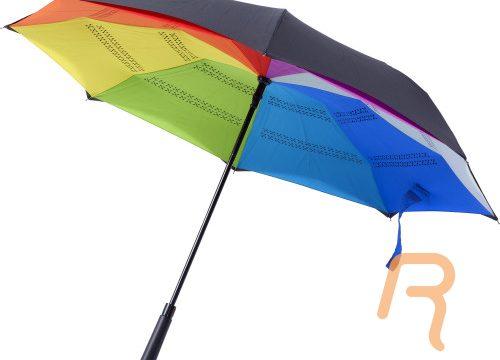 Paraguas invertidos: El regalo empresarial del año