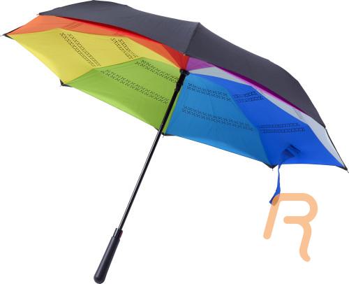 Paraguas invertido para regalos empresariales