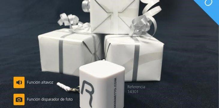 Altavoz Bluetooth, un gran regalo personalizado