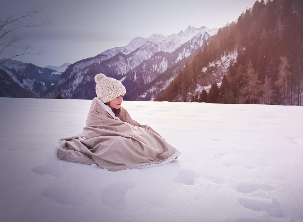 mantas polares personalizadas