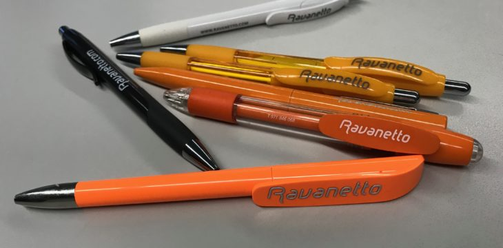 Merchandising nuevo en Ravanetto
