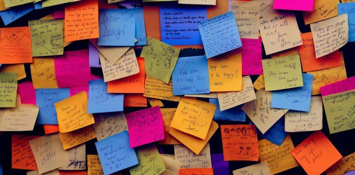 Notas adhesivas: Publicidad en tu material de oficina