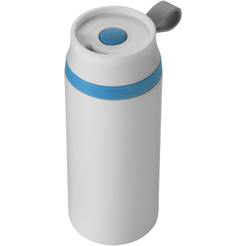 Taza termo con aislamiento de espuma