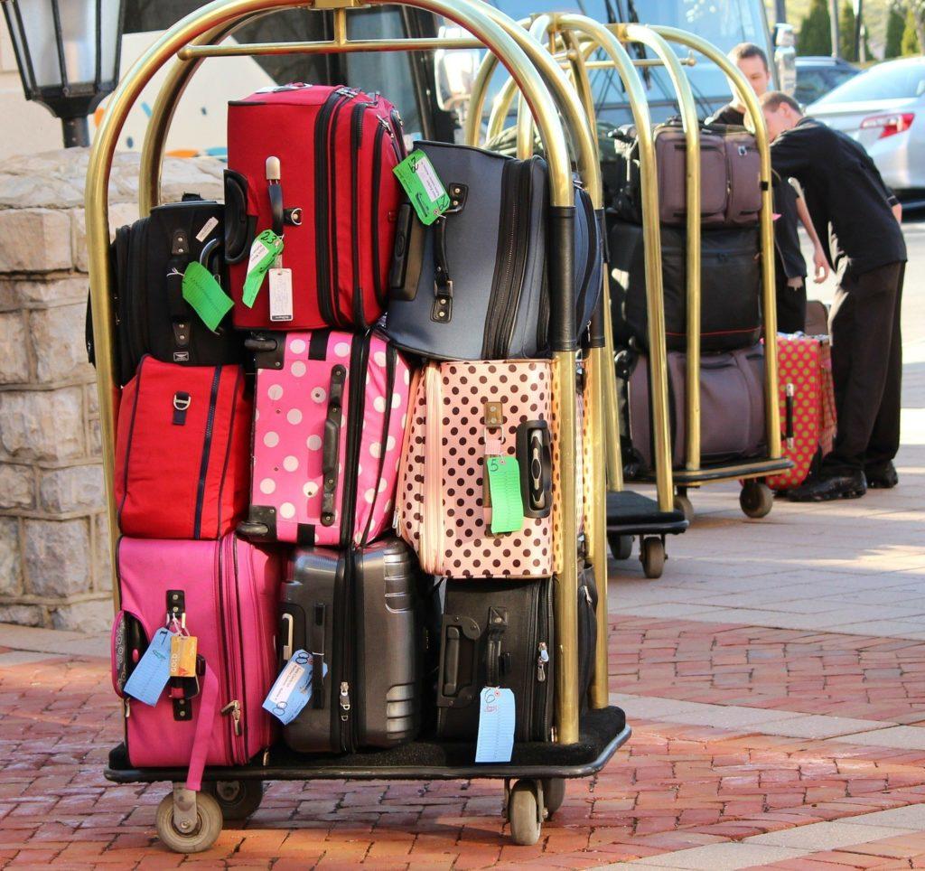 Identificadores de maleta