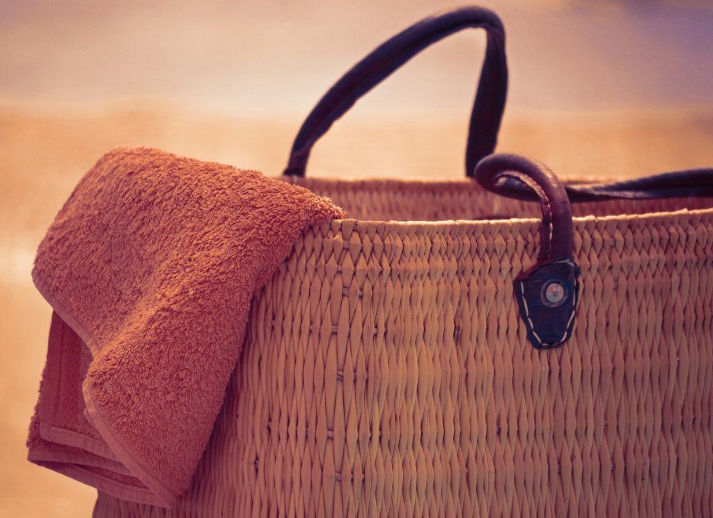 Bolsas de playa personalizadas