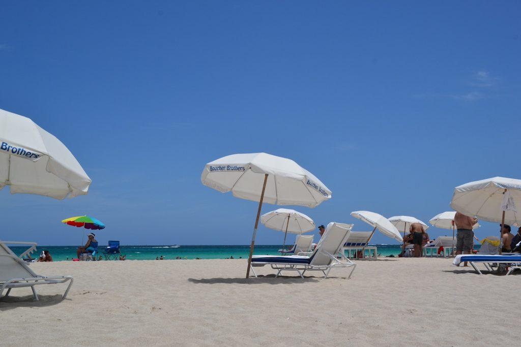 Sombrillas de playa personalizadas