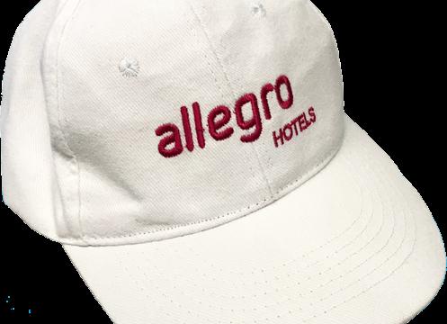 La estrategia publicitaria con gorras estampadas