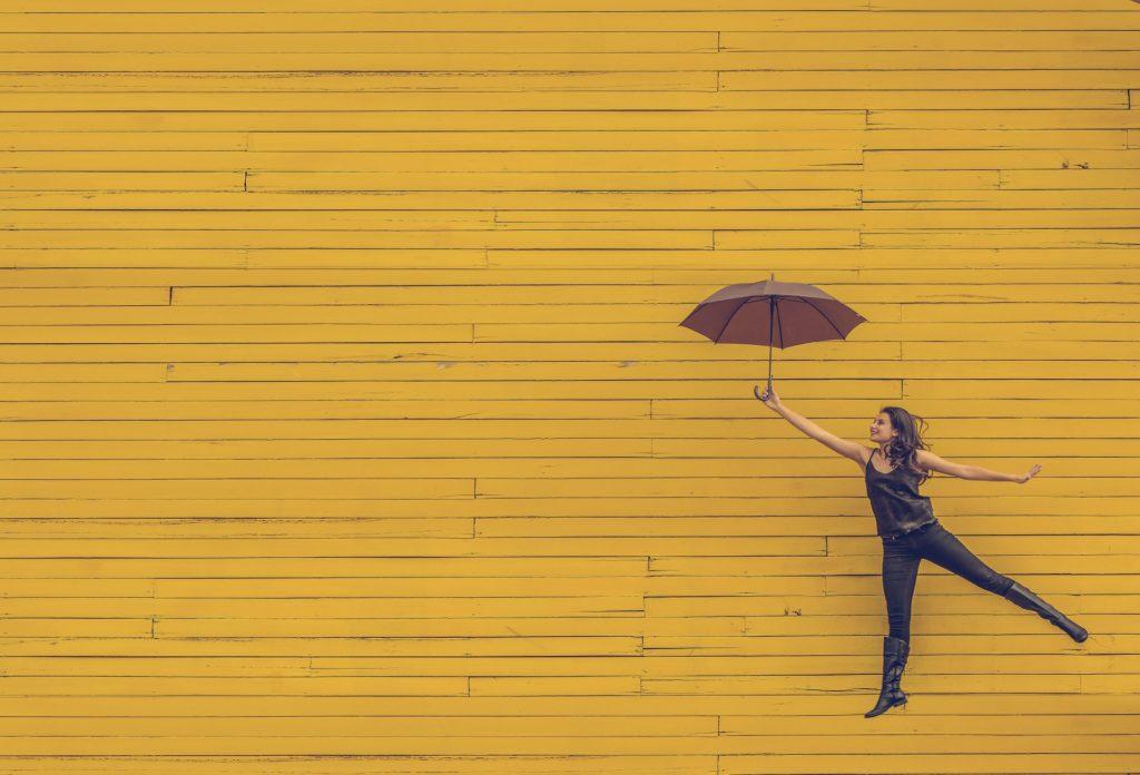 Cómo personalizar tus paraguas