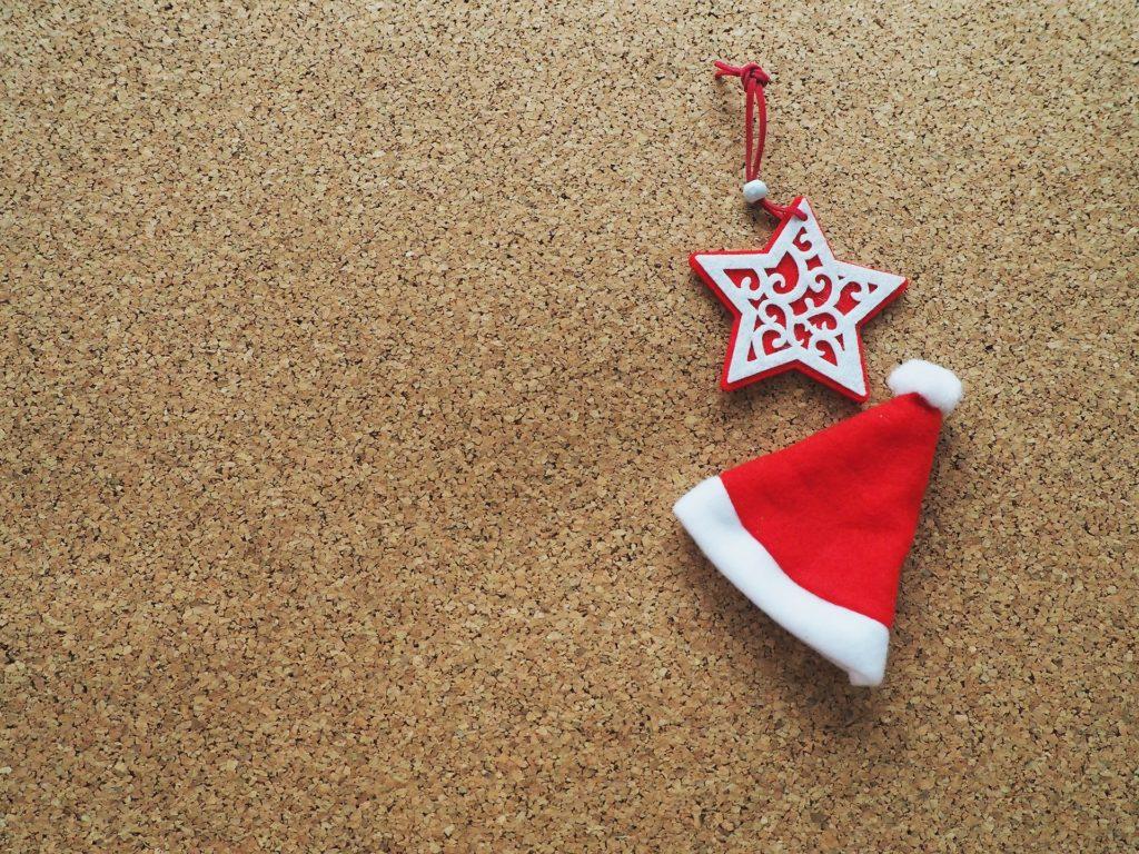 Gorros de navidad para cenas de empresas o campañas de marketing
