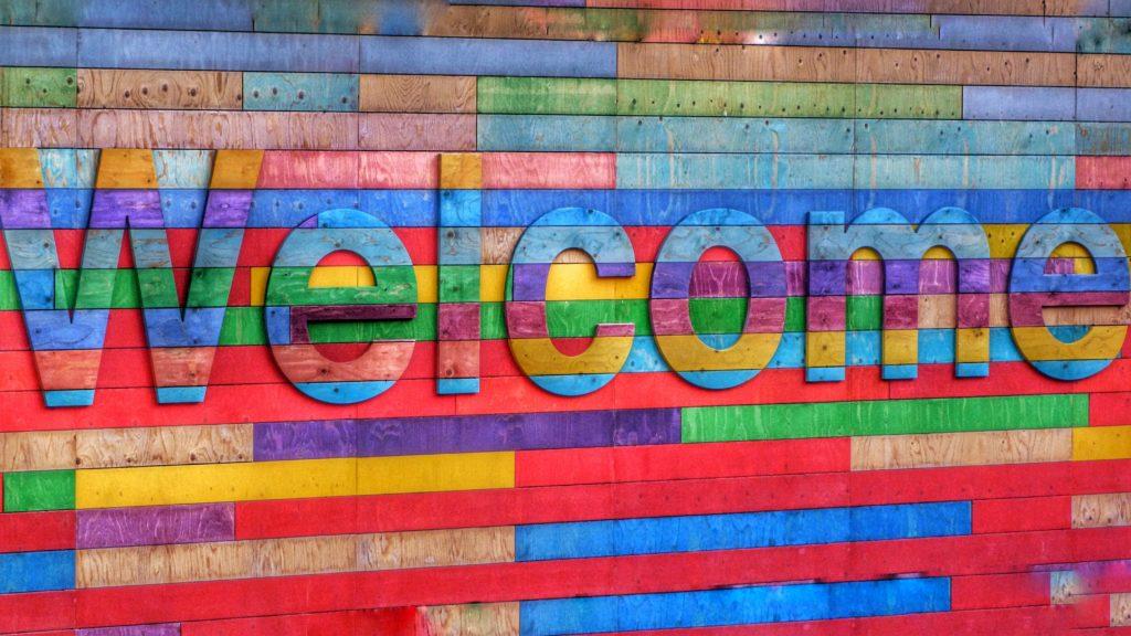 Welcome packs o paquetes de bienvenida para publicidad