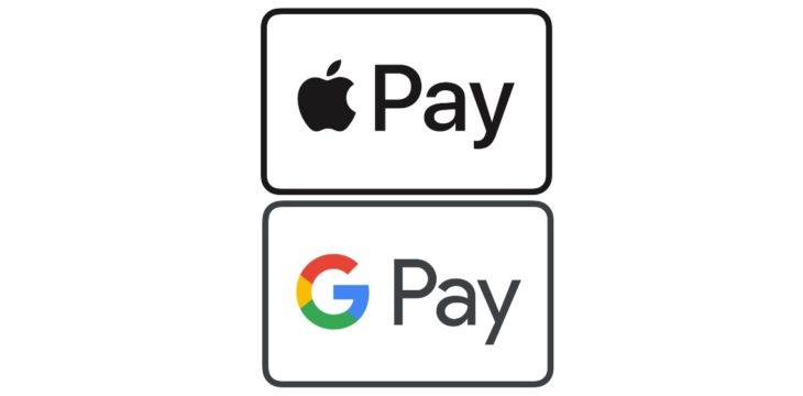 ¡Y ahora con Google Pay y Apple Pay!