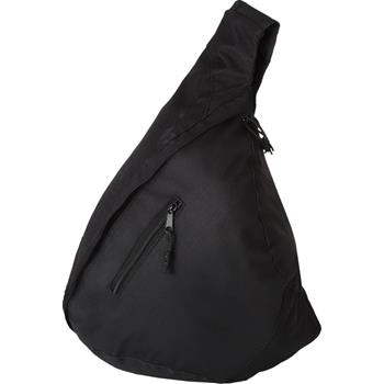 "Mochila triangular bandolera ""Brooklyn"""