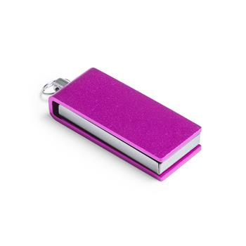 "Mini memoria usb 8gb con anilla ""Intrex"""